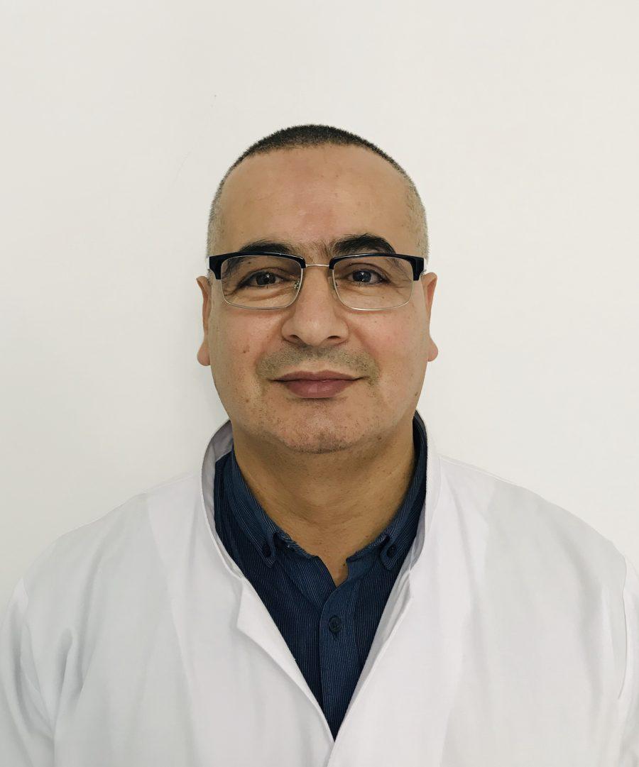 dr n. med. Labib Zair